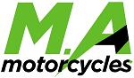 M.A. Motorcycles Ltd. AGIUS logo