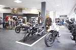 Bild: Hänsle Motorradsport GmbH BMW-, Kawasaki- und Triumph-Vertragshändler SP