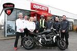 Bild: O wie M Motorräder Ducati Vertragshändler