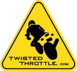 Twisted Throttle LLC. -Seafreight- logo