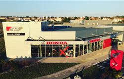 Bild: SARL Nouveau Monde Honda Motobis Emeline
