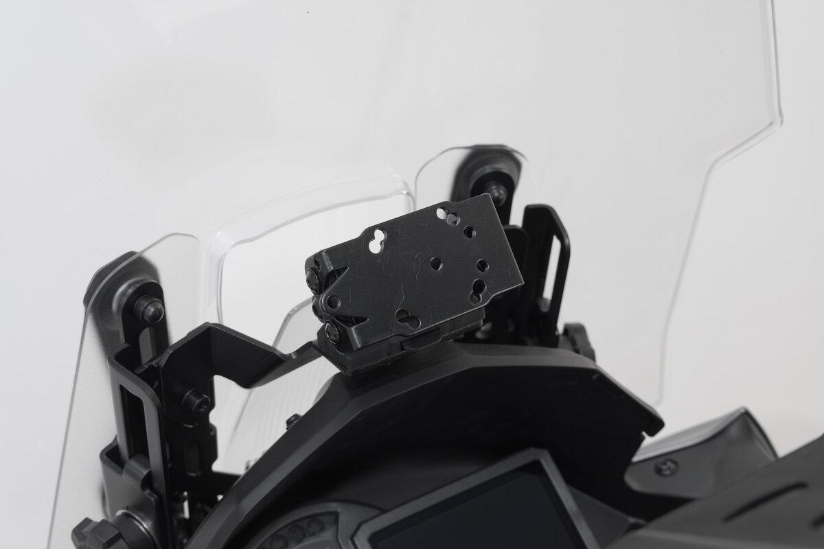 Custodia rigida per smartphone per il cruscotto della moto  SW-MOTECH