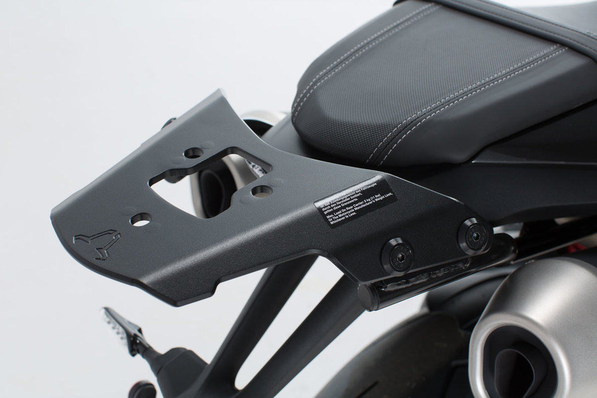 Stable Luggage Carrier Triumph Speed Triple Sr Alu Rack By Sw