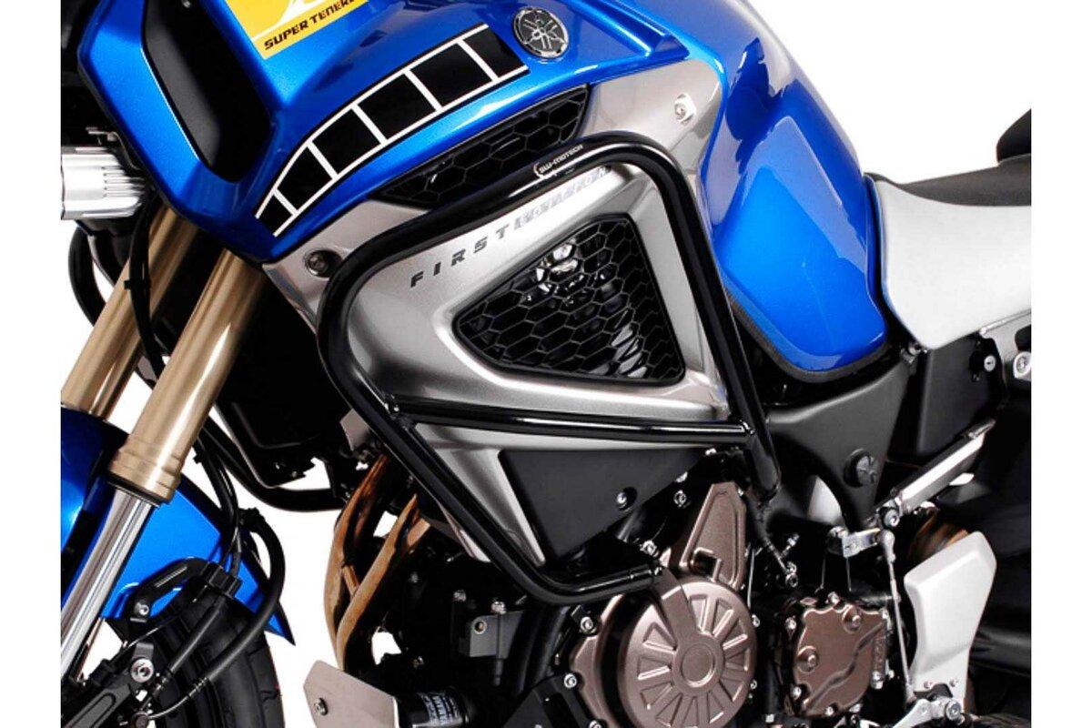 SW-Motech Motorschutz Silbern 10-13 Yamaha XT1200Z Super T/én/ér/é .