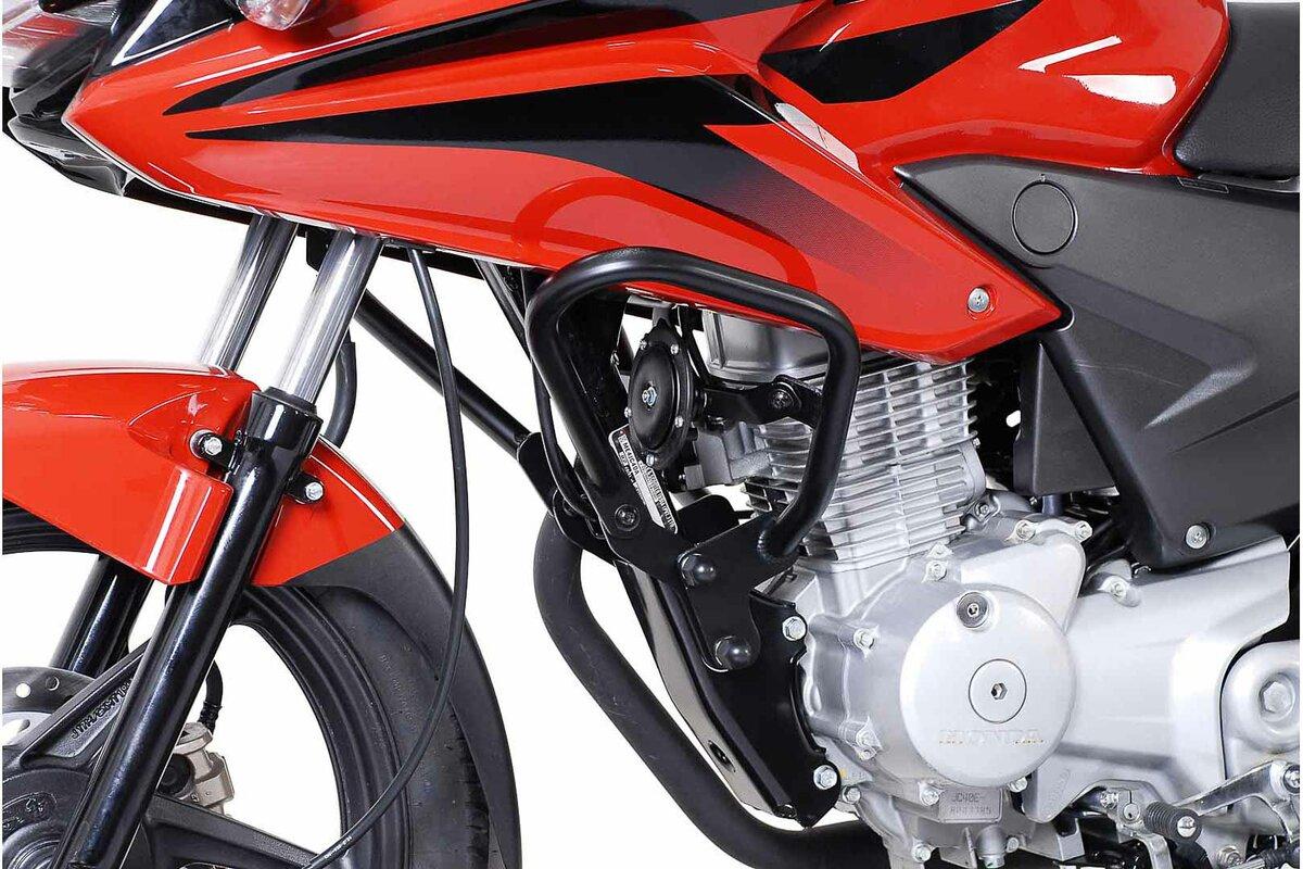 Reliable Crash Bar For Honda Cbf 125 Protection For Your Motorbike