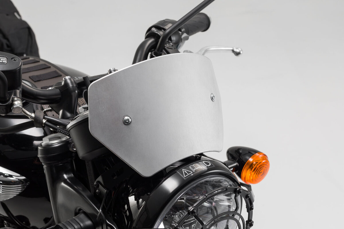 Windscreen For Triumph Bonneville T100t120 By Sw Motech