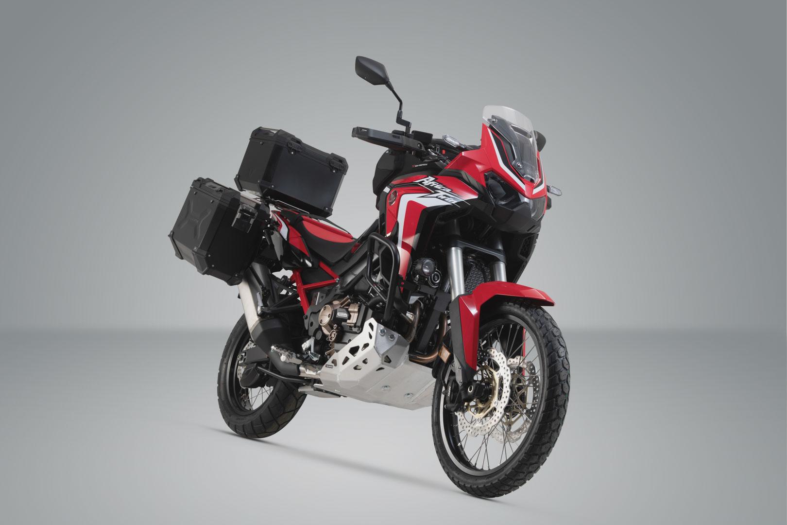 Adventure-Set Schutz Honda CRF1100L Africa Twin (19-).
