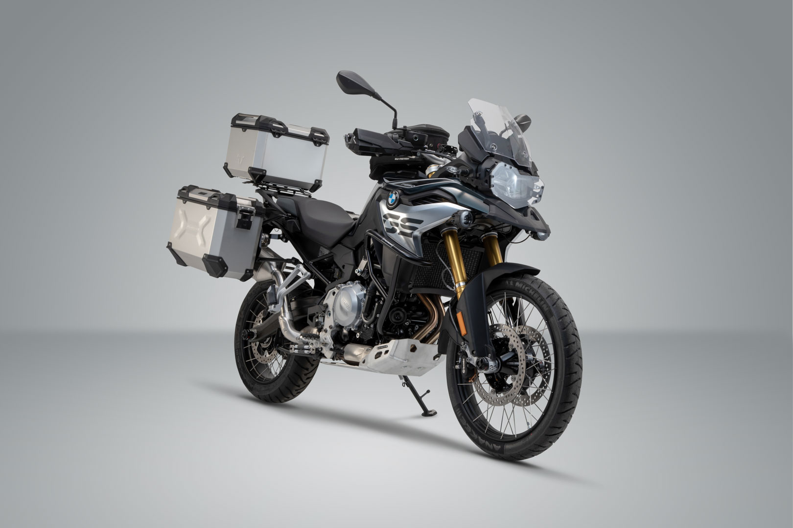 Set de protección Adventure BMW F 750 GS, F 850 GS (17-).