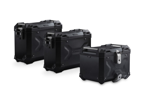 Adventure set Luggage Black. KTM 790 Adventure / R (19-).