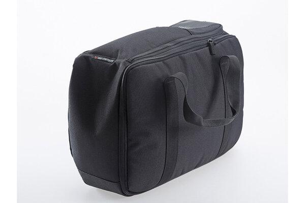 TRAX M/L Bolsa interior 600D Poliéster. Negro. Para maletas TRAX M/L.