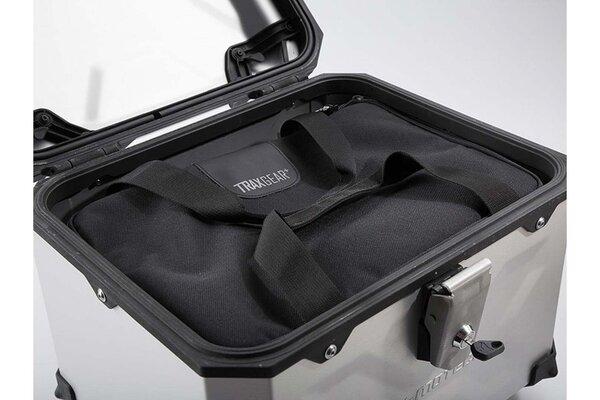 Bolsa interior Topcase TRAX 600D Poliéster. Negro. Para TRAX Topcases.