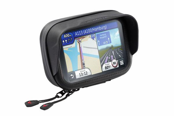 Funda Pro M para sistema de navegación GPS EVA. Negro.
