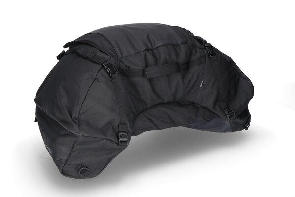 ION L tail bag 50 l. Black. 600D Polyester / Soft-Vinyl.