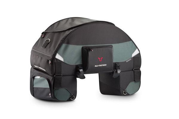 Speedpack tail bag 75-90 l. Ballistic Nylon. Black/Green.