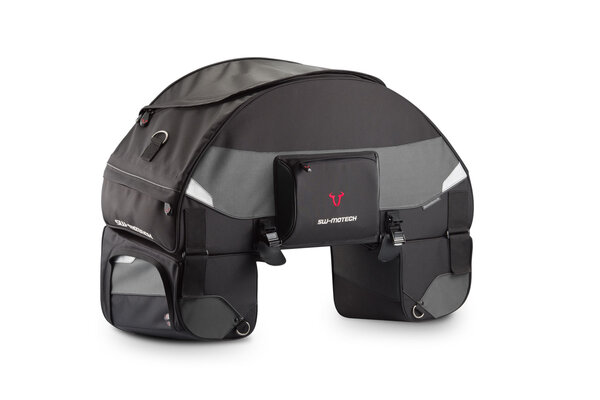 Speedpack tail bag 75-90 l. Ballistic Nylon. Black/Grey.