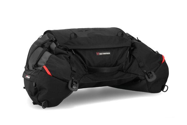 PRO Cargobag Hecktasche 1680D Ballistic Nylon. Schwarz/Anthrazit. 50 l.