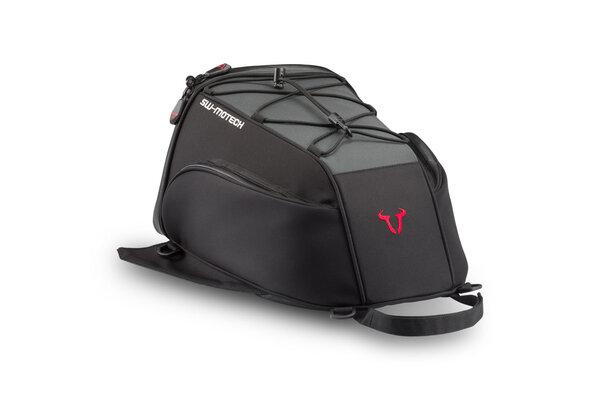 EVO Slipstream tail bag 13 l. Ballistic Nylon. Black/Grey.