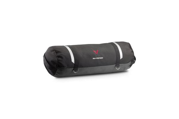Borsa posteriore EVO Tentbag 22 l. Ballistic Nylon. Nero/Grigio.