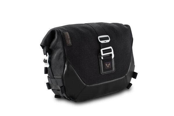 Legend Gear side bag LC1 - Black Edition 9.8 l. For left SLC side carrier.