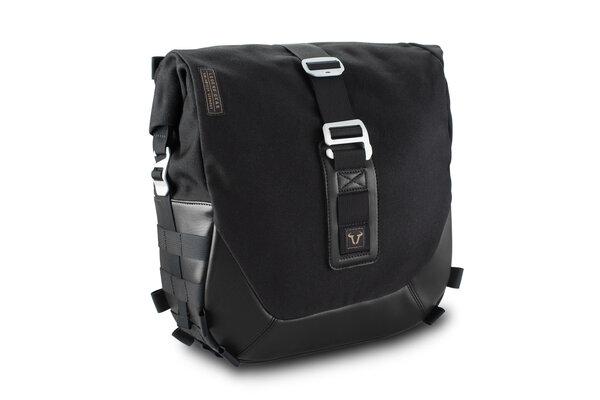 Legend Gear Seitentaschen-System LC Black Edition Yamaha XSR900 Abarth (17-).