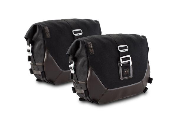 Legend Gear saddle bag set Left LS1 (9.8 l) / Right LS1 (9.8 l) incl. SLS.