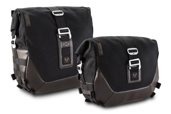 Legend Gear saddle bag set Left LS1 (9.8 l) / Right LS2 (13.5 l) incl. SLS.
