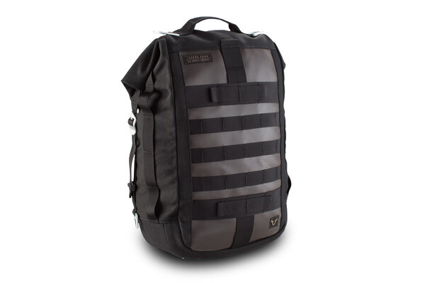 Legend Gear tail bag LR1 17.5 l. Backpack function. Splash-proof.