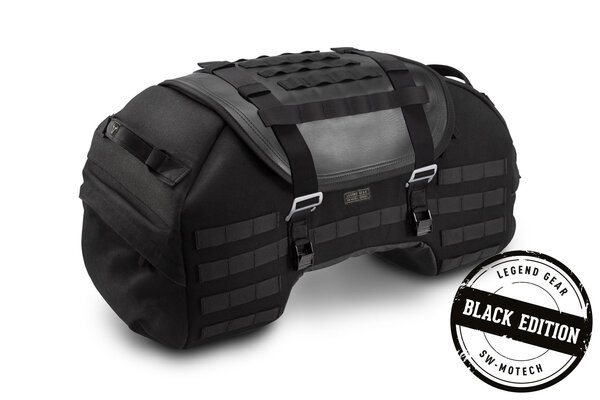 Legend Gear bolsa trasera LR2 - Black Edition 48 l. Resistente al agua.