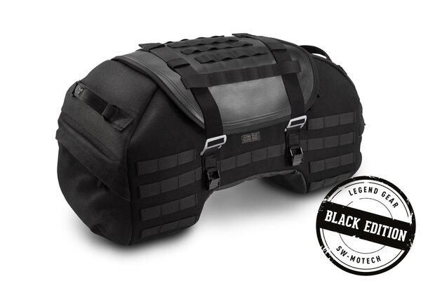 Legend Gear sacoche de selle LR2 - Black Edition 48 l. Résistant aux projections d'eau.