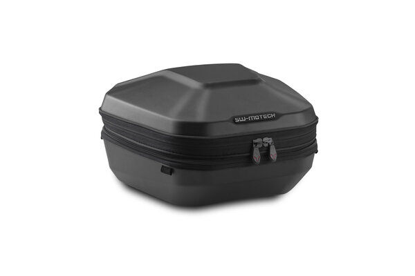 URBAN ABS top case 16-29 l. DHV system. ABS plastic. Black.