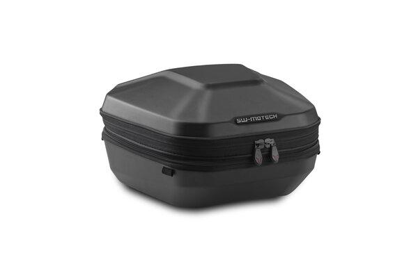 Topcase URBAN ABS 16-29 l. Sistema DHV. Plástico ABS. Negro.