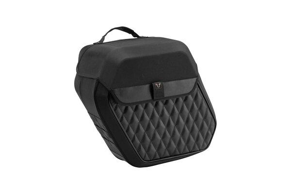 Legend Gear Seitentaschen-System LH Harley-Davidson Softail Fat Bob / S (17-).