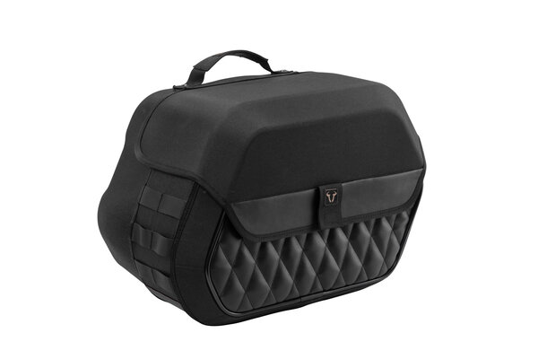 Legend Gear side bag LH1 19,5 l. 600D Polyester/Leatherette. For SLH right.