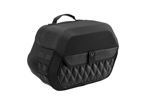 Legend Gear borsa laterale LH1 19,5 l. Poliestere 600D/pelle sint. Per SLH dx.