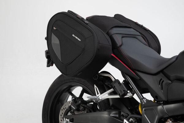 Sacoches latérales BLAZE version haute Honda CBR650R / CB650R (18-).