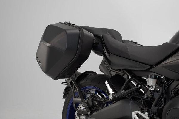 URBAN ABS sistema di valigia laterale 2x 16,5 l. Yamaha Niken (18-).