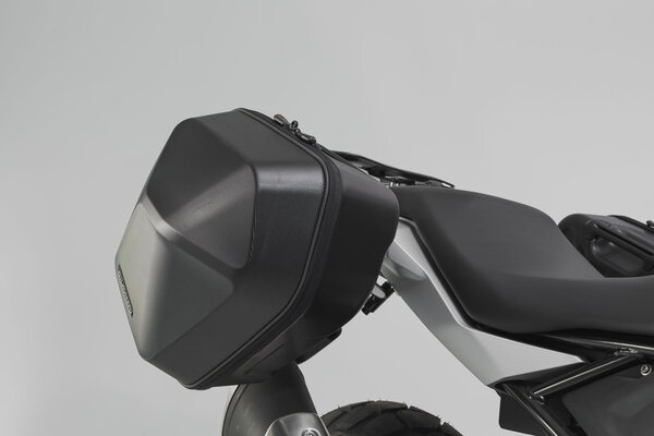 URBAN ABS side case system 2x 16,5 l. BMW G 310 GS (17-).