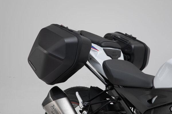 URBAN ABS Seitenkoffer-System 2x 16,5 l. BMW S 1000 R (16-).