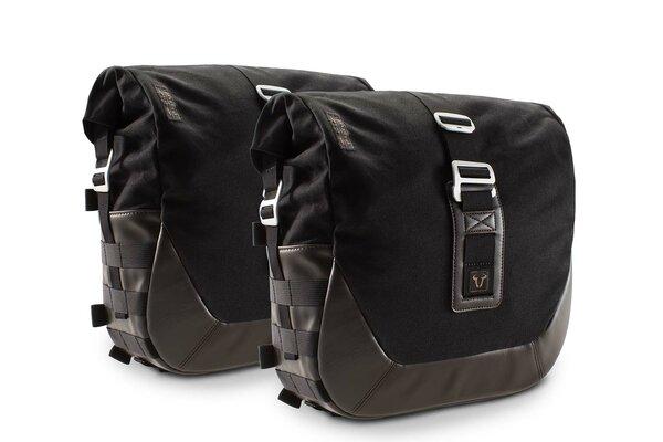 Legend Gear Seitentaschen-Set Triumph Bonneville / T100 (04-16).