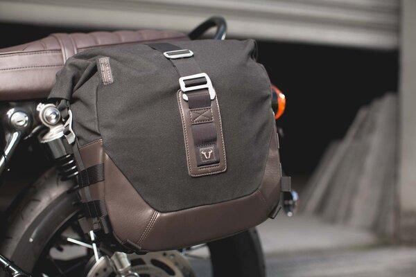 Legend Gear Seitentaschen-Set Triumph Bonneville T100 (16-)/ T120 (15-).