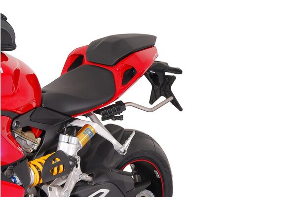 BLAZE H saddlebag set Black/Grey.899 Panigale (14-)/1199 Panigale (11-).