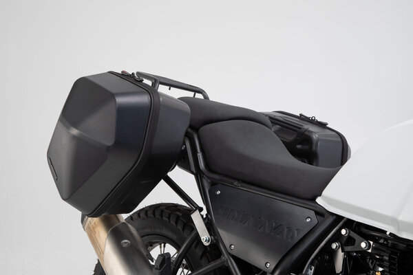 URBAN ABS Seitenkoffer-System 2x 16,5 l. Royal Enfield Himalayan (18-).