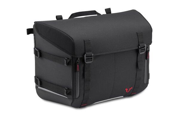 Bolsa SysBag 30 con placa adaptadora izquierda 30 l. Para soporte lateral, portaequipajes.