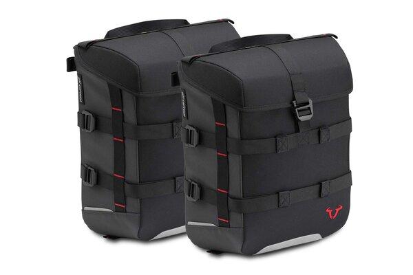 Sistema di borse SysBag 15/15 Yamaha XSR700 (15-).