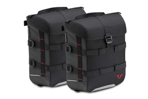 Sistema de maletas 15/15 SysBag Yamaha MT-09 (16-17).