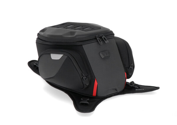 PRO Enduro strap tank bag 12-15 l. Belt holder.