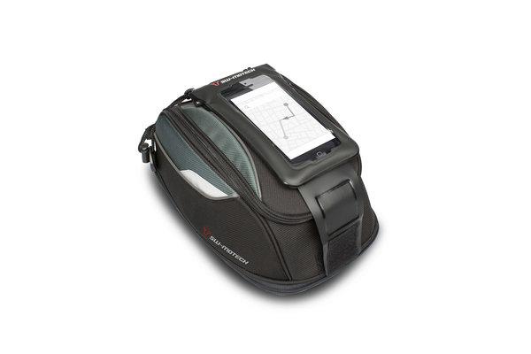 Funda impermeable Drybag para smartphone Negro. Material: TPU.