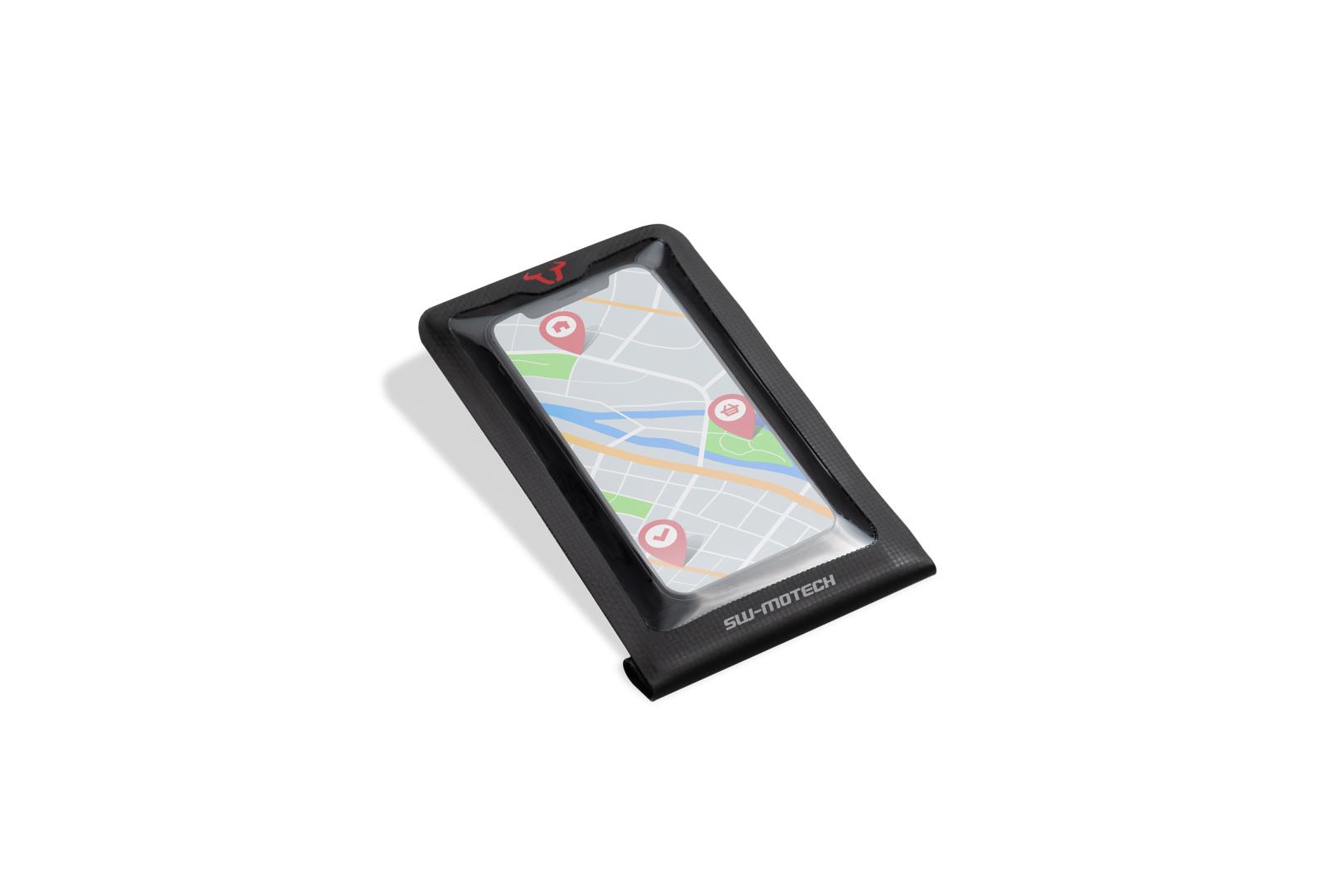 Tablet-Drybag for MOLLE system Black.