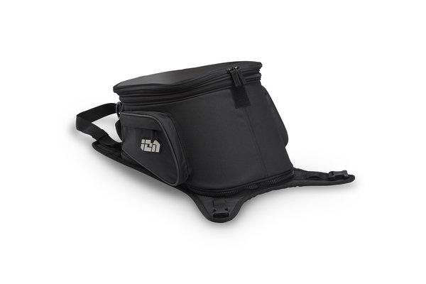 ION four strap tank bag 13-22 l. 600D Polyester.