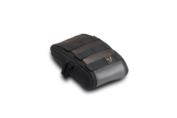 Legend Gear leg bag set with LA8 Holster LA7 with leg bag LA8. 1,25 l. Black/Brown.